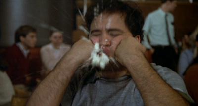 John Belushi in Animal House.