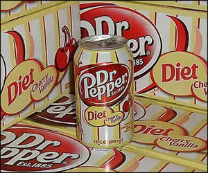 Diet Cherry Vanilla Dr. Pepper