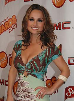 Giada de Laurentiis, super hot kitchen vixen.