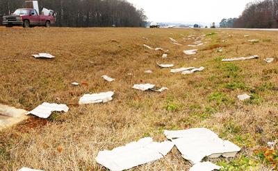 Highway Litter.