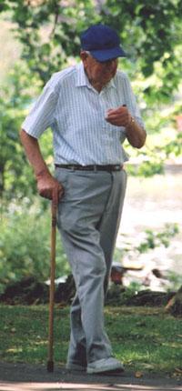Old Man Walking.