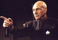 Capt Jean-Luc Picard, Mr. Suave.